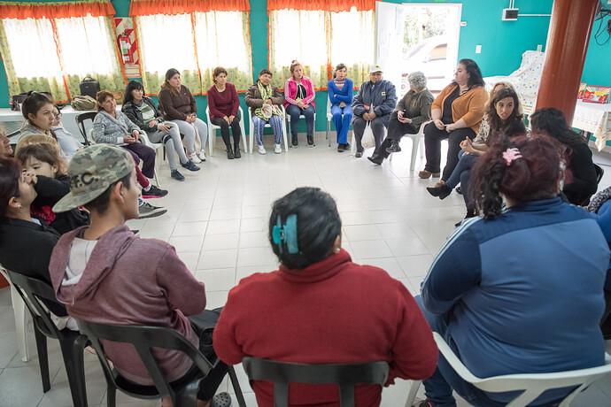 Charla sobre Ciudadanía,Org. Ositos Cariñosos, Barrio INTA, 2019 (1)