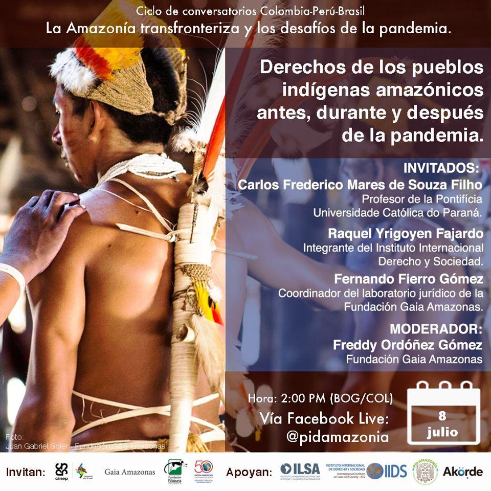 Conferencia Amazonía 01