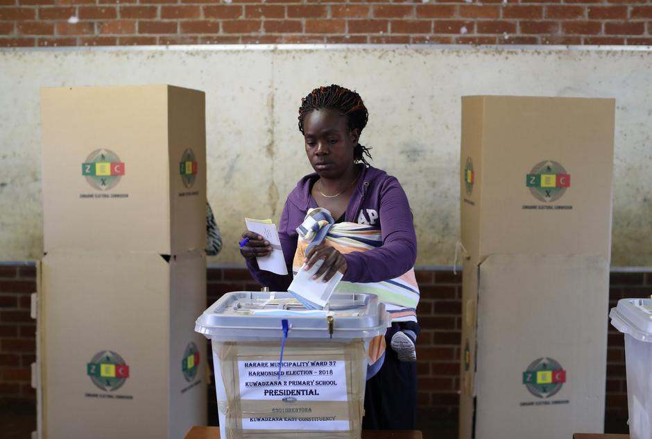 Reuters voting zim