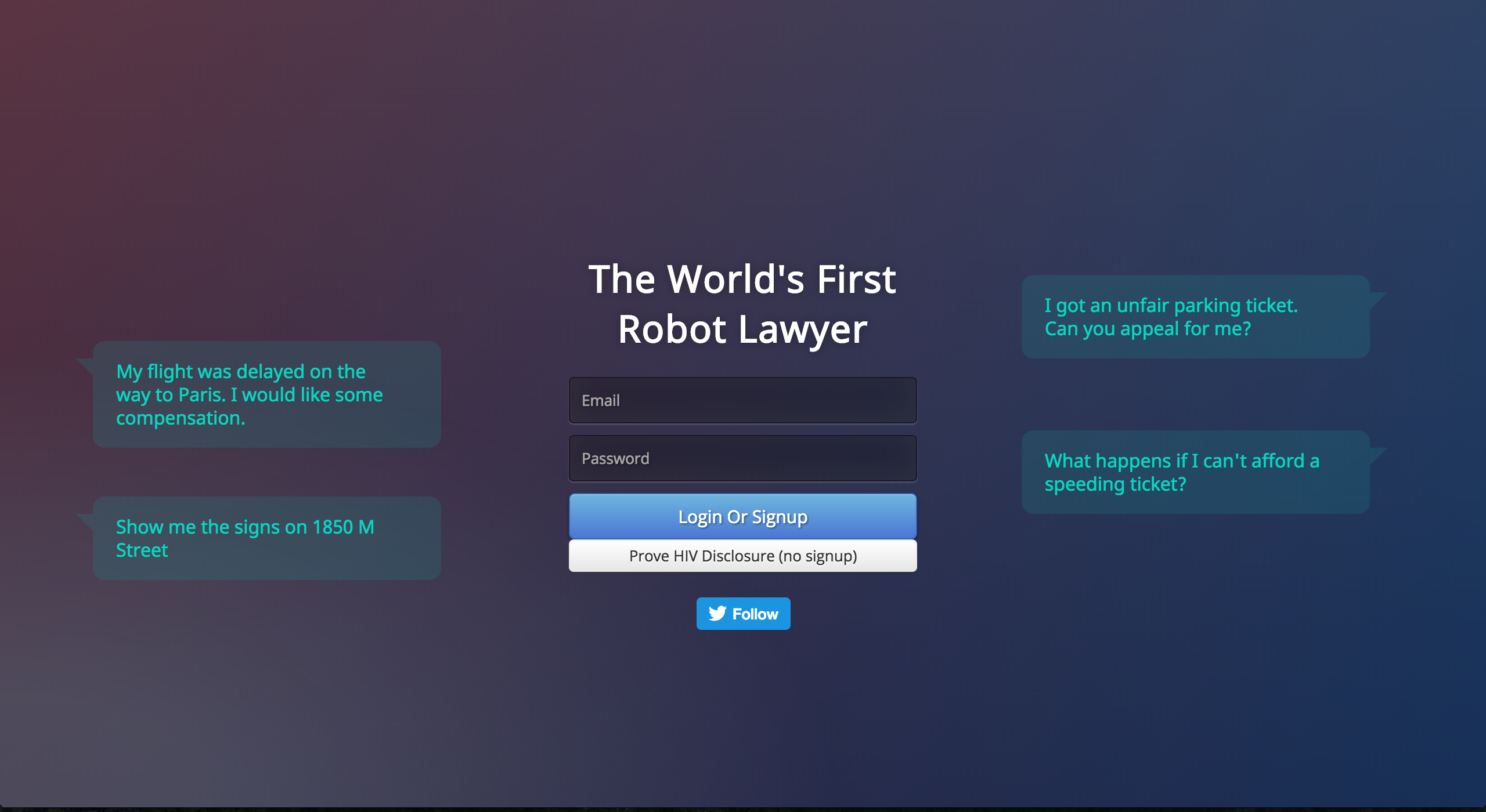 The World's First Robot Lawyer 🤖 - Technology - Global