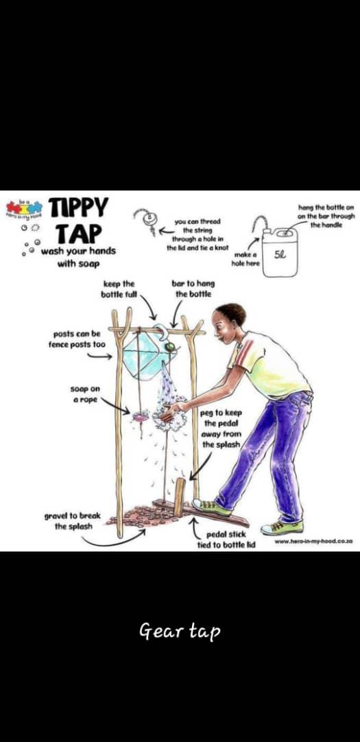 Tipy tap sample