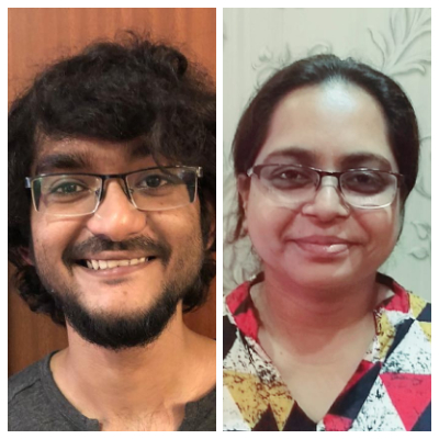 Debayan Gupta and Bipasha Paul
